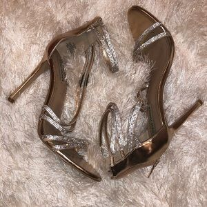Steve Madden Sweetest Heels (sz 9.5)
